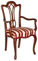 Stuhl mit Lehnen M-102