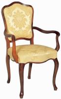 Stuhl mit Lehnen M-104