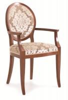 Stuhl mit Lehnen U-102