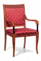 Stuhl mit Lehnen B3-102