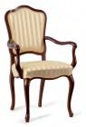Stuhl mit Lehnen E-21/RO